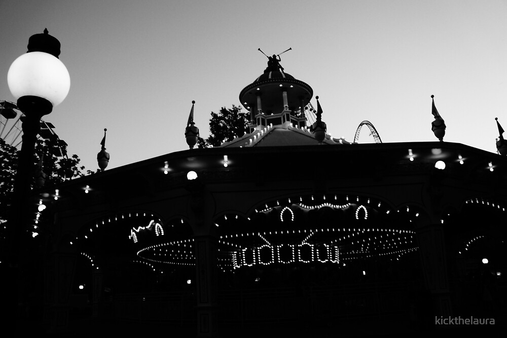 Carousel by kickthelaura