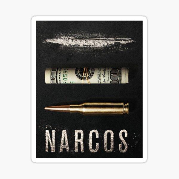 Narcos Pegatina