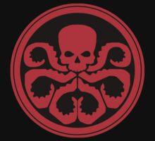 Hydra Logo - Captain America