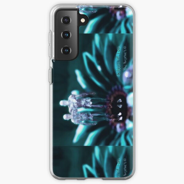 """""""Dribbles Of Love""""  Samsung Galaxy Soft Case"""