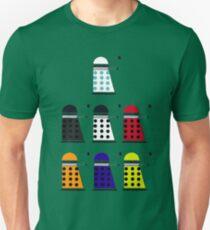 The Daleks Unisex T-Shirt