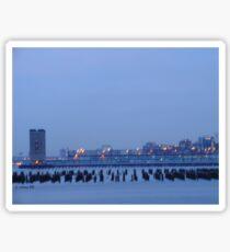 Pier 25 Hudson River Sticker