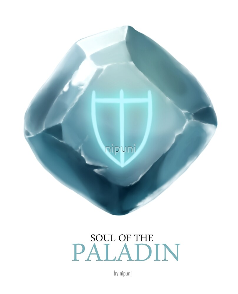 Soul of the Paladin -white by nipuni