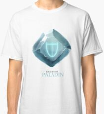 Soul of the Paladin -white Classic T-Shirt
