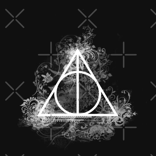 TShirtGifter presents: The Deathly Hallows
