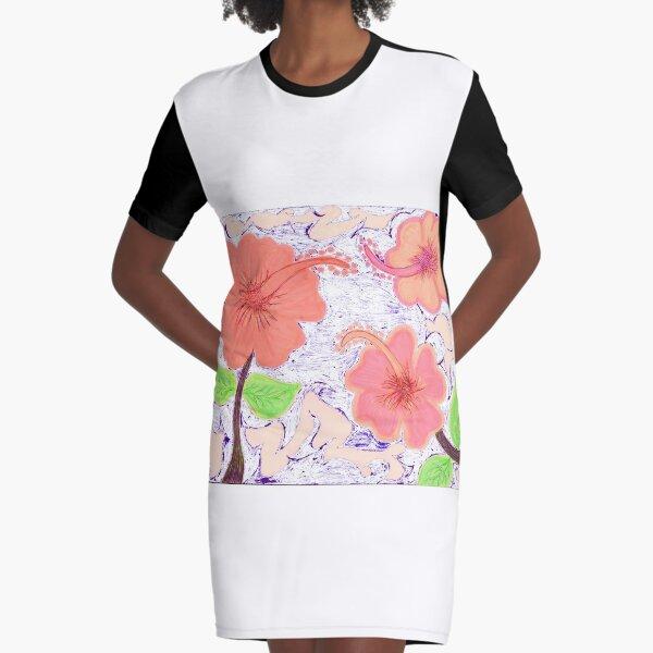 GUMAMELA Graphic T-Shirt Dress