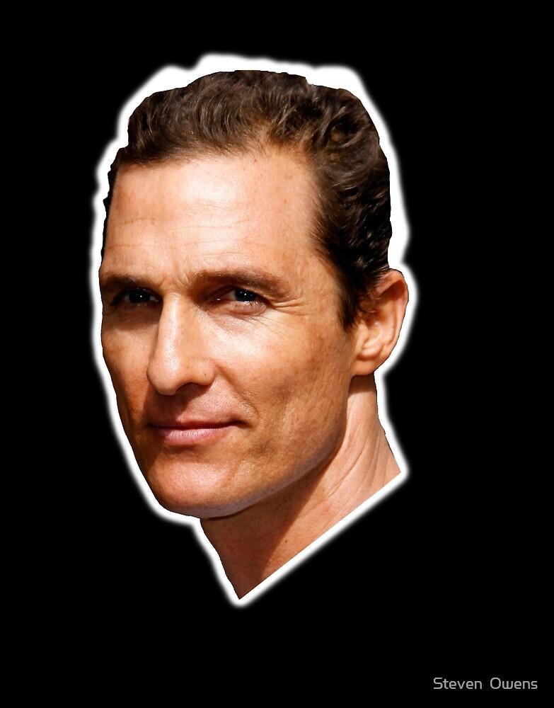 Lord McConaughey by Steven  Owens