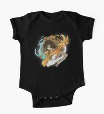 Wan Baby Body Kurzarm