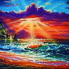 Molokai Sunset by jyruff