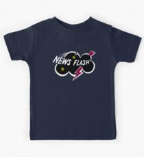 Muppet News Flash - Logo Design  Kids Clothes