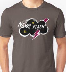 Muppet News Flash - Logo Design  T-Shirt