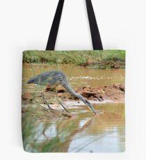 natureal moments,blue heron Tote Bag