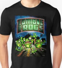 Zombie Frogs  Unisex T-Shirt