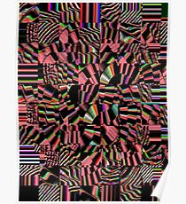 The Zebra Puzzle Poster