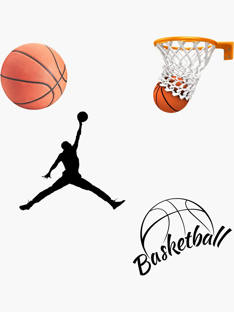 basketball sticker pack by ericabyerss