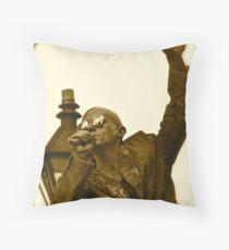 Preacher Man Throw Pillow