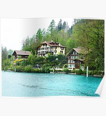 Soothing by the River Poster