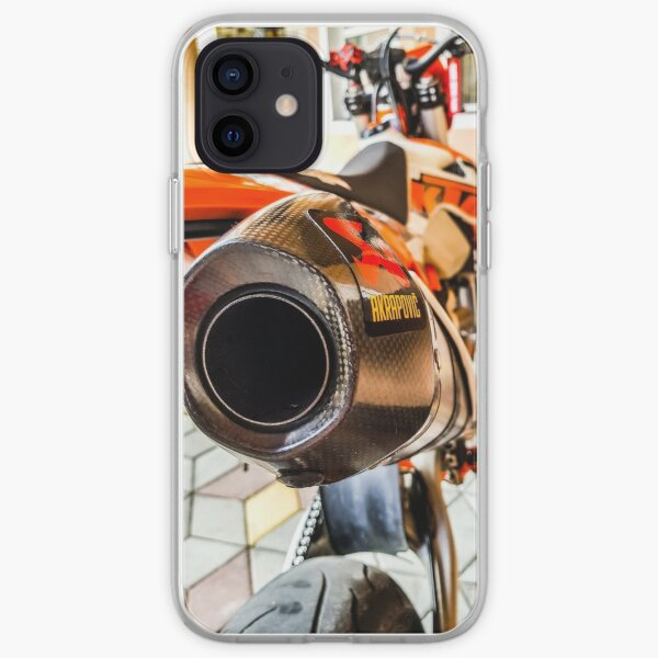 Motard Coque souple iPhone