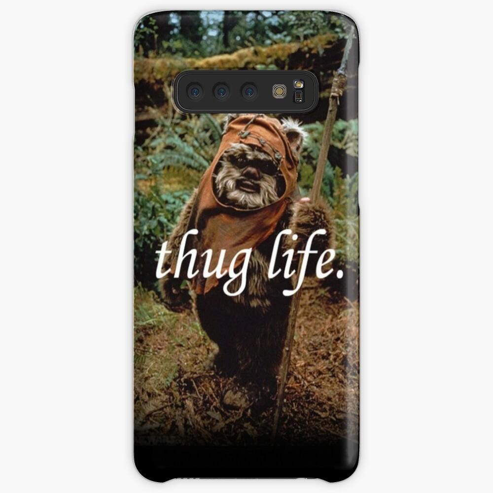 Ewok Thuggin' Case & Skin for Samsung Galaxy