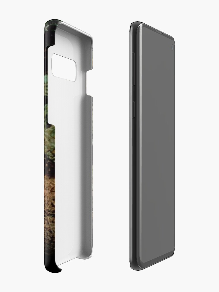 Alternate view of Ewok Thuggin' Case & Skin for Samsung Galaxy