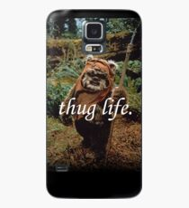 Ewok Thuggin' Case/Skin for Samsung Galaxy