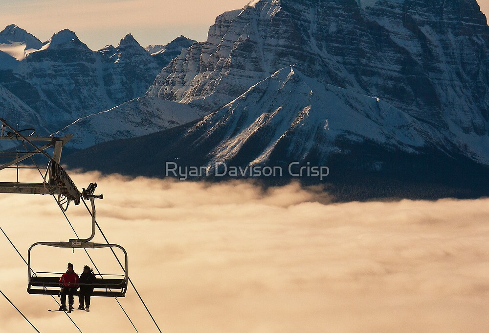 Coming in out of the Cloud by Ryan Davison Crisp