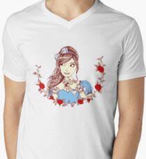 Alice Men's V-Neck T-Shirt