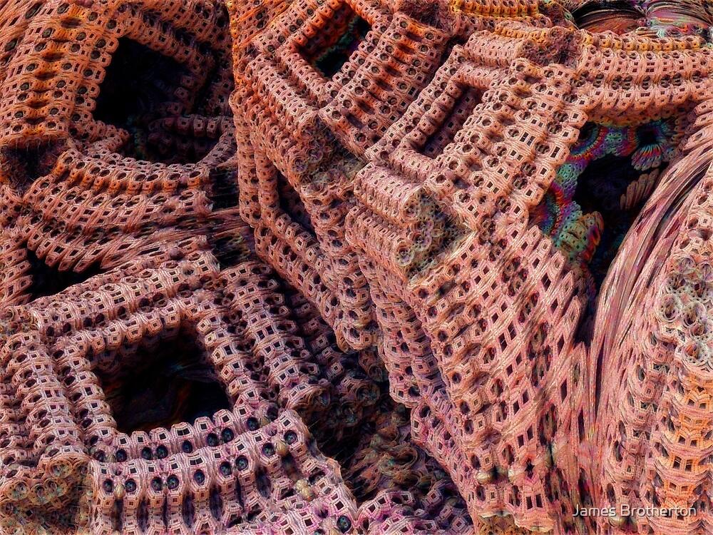 Alien Dwellings by James Brotherton