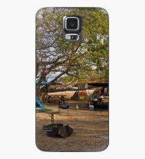 Campsite at Bathurst Head, Qld Case/Skin for Samsung Galaxy