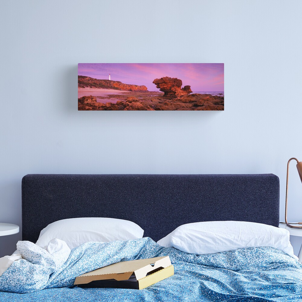 Split Point Lighthouse, Aireys Inlet, Victoria, Australia Canvas Print