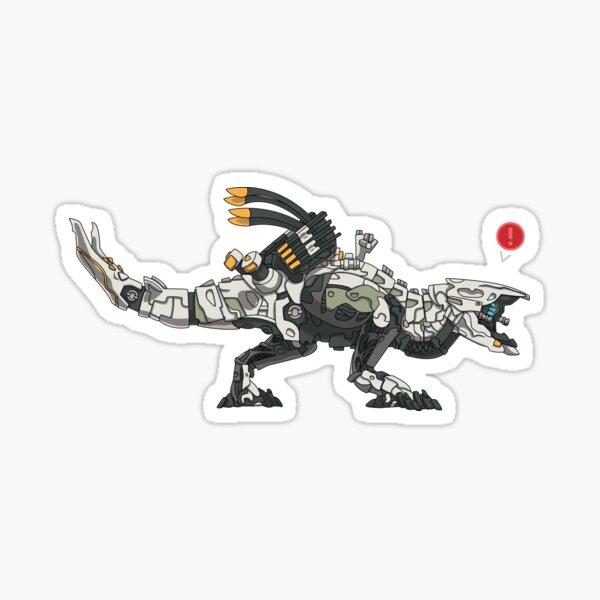 Thunderjaw Sticker