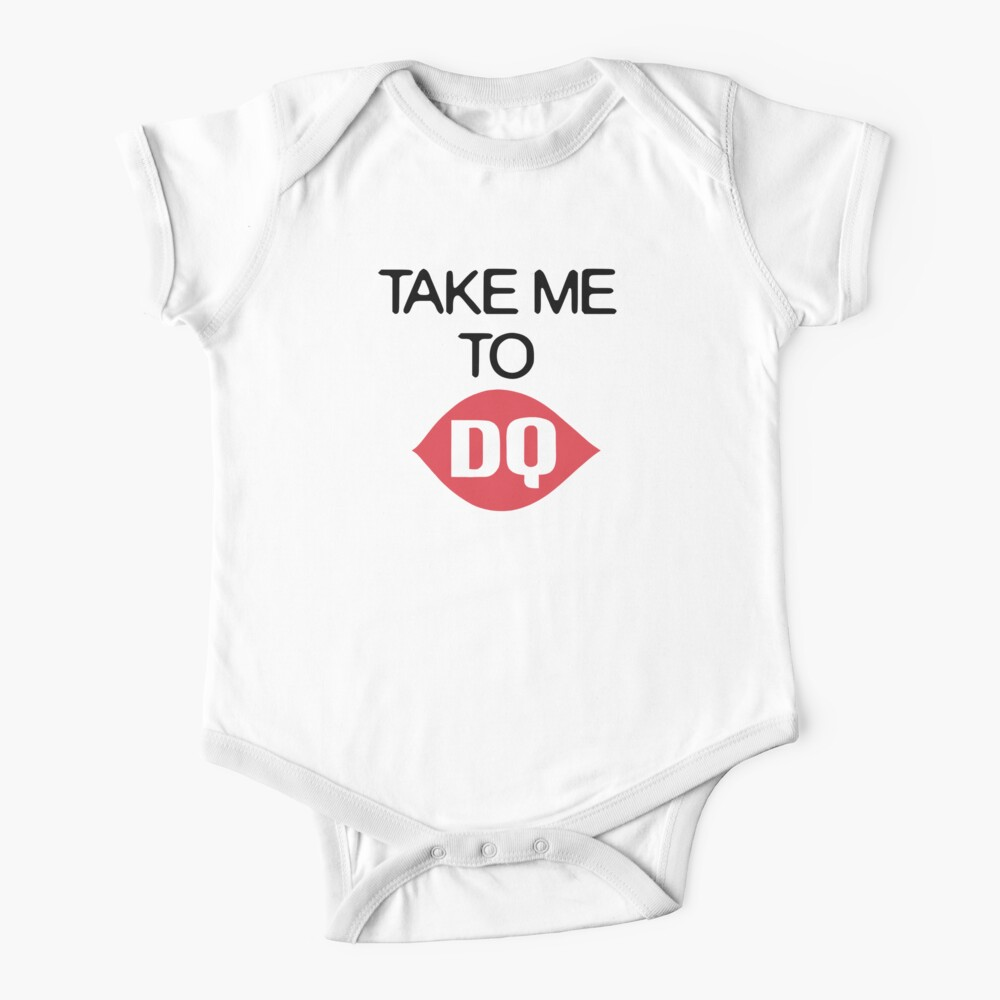 Take Me to DQ Baby One-Piece