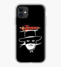 Zorro fan art iPhone Case