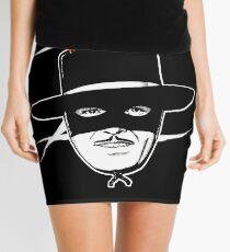 Zorro fan art Mini Skirt