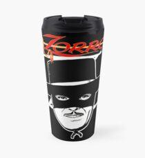 Zorro fan art Travel Mug