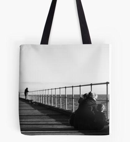 Mordi Pier, in July Tote Bag