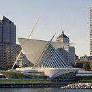 Milwaukee Calatrava by Patrick Czaplewski
