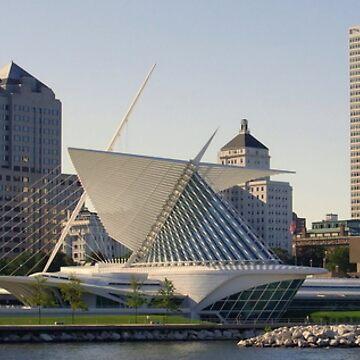 Milwaukee Calatrava by czaplewski