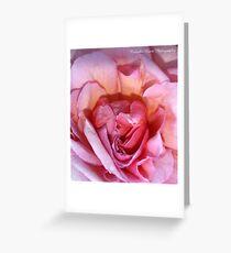 Femininity (Rose) Greeting Card
