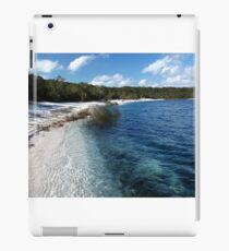 Crystal lake iPad Case/Skin