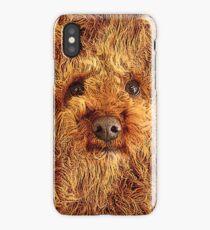 Shaggy Dog Face iPhone Case/Skin