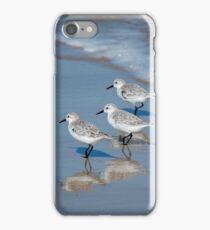 Beach Strollers iPhone Case/Skin