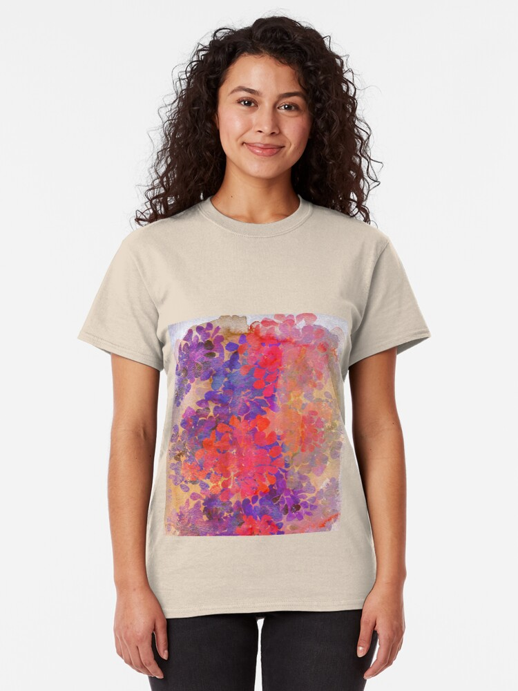 Alternative Ansicht von florale Komposition Classic T-Shirt