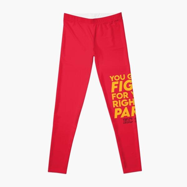 KC Kansas City 2020 KC Fan Arrowhead Red Kingdom T-Shirt Leggings