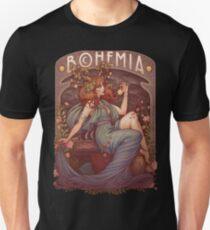 Art Nouveau BOHEMIA Unisex T-Shirt
