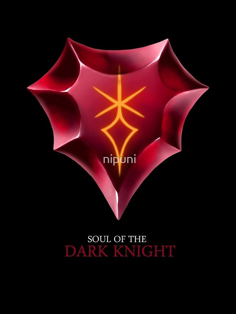 Soul of the Dark Knight -black by nipuni
