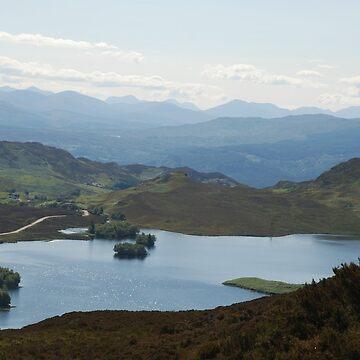 Loch Tarff - Scotland by jackmcinally