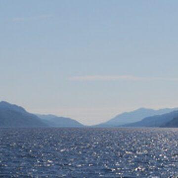 Loch Ness by jackmcinally