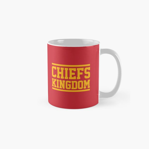 Chief Kingdom Classic Mug