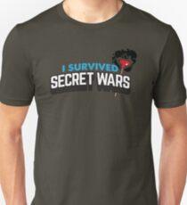 I SURVIVED SECRET WARS Unisex T-Shirt